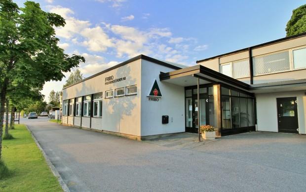 FRIBOs kontor