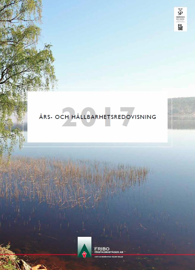Års- & hållbarhetsredovisning 2017