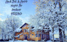 God Jul & Gott Nytt År till er alla!
