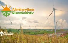Vi är en del av Allmännyttans Klimatinitiativ!