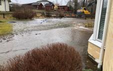 Vattnet avstängt i Borgstena, kanske även Fristad