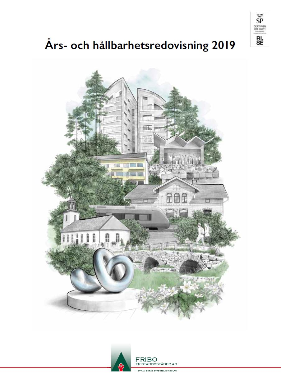 Års- & hållbarhetsredovisning 2019